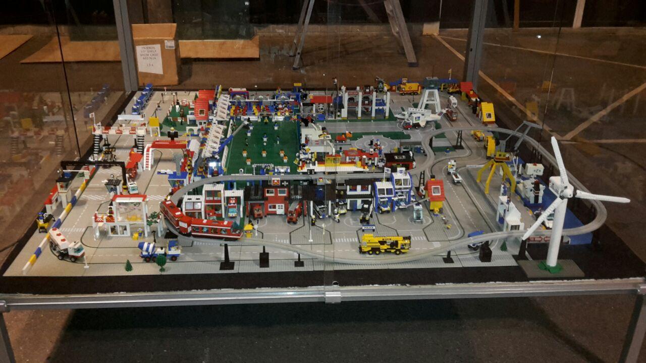 Lego Tentoonstelling Bricksart